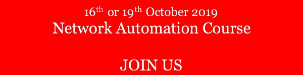 Join Network Automation Expert Course
